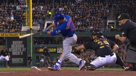 kyle schwarber hit  longest home run   cubs