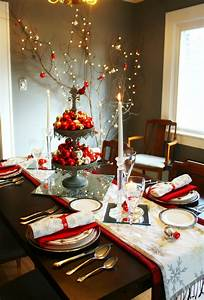 20, Most, Amazing, Christmas, Table, Decorations