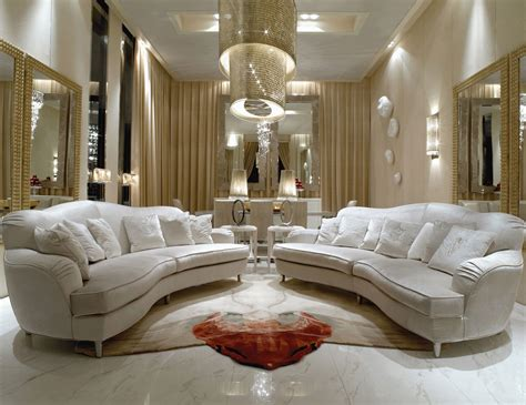 Home Interior Furnishings : Nella Vetrina Visionnaire Ipe Cavalli Ginevra Luxury