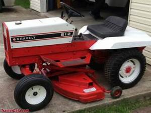 Tractordata Com Gravely 812 Tractor Photos Information