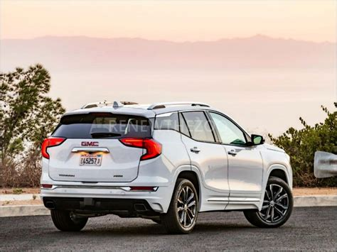 When Will 2020 Gmc Acadia Be Available by 2019 Gmc Terrain Diesel Denali Price Mpg 2019 2020