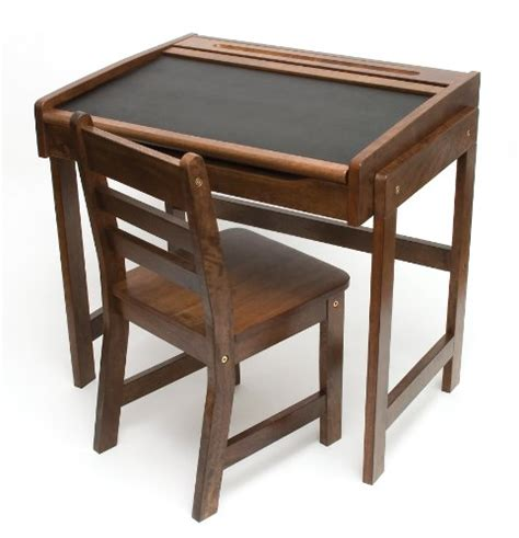 lipper chalkboard storage desk and chair set lipper international child s desk with chalkboard top and