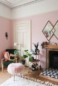 32, Gorgeous, Pink, Accent, Living, Room, Decorating, Ideas
