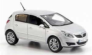 Opel Corsa gray 2006 Norev diecast model car 1/43 Buy