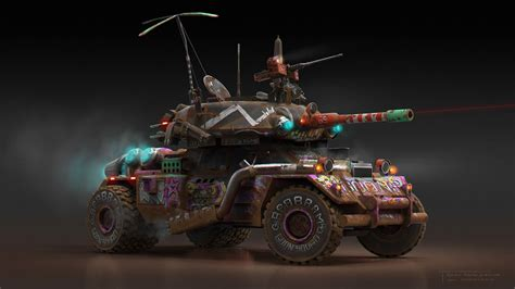 Rage 2 Concept Art And Limited Edition Details