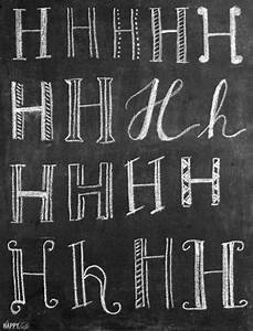 25 best ideas about chalkboard lettering on pinterest chalkboard writing chalkboard fonts for Chalkboard font ideas