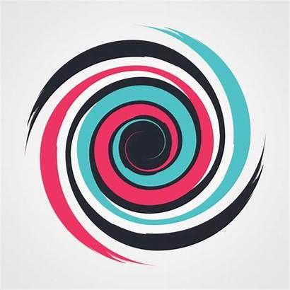 Vortex Vector Clip Swirl Illustrations Spiral Illustration