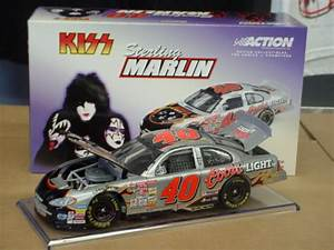 Sterling Marlin 2001 Kiss  Coors Light 1  24 Action