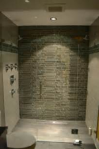 bathroom glass tile ideas modern bathroom lakeview il barts remodeling chicago il
