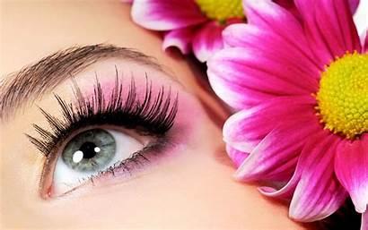 Makeup Desktop Wallpapers Eye Wallpapersafari
