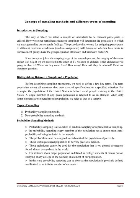 Research problem is the foundation of the whole research process and is also basis for the selection of the determination of the sample size, it might be less as compared to the overall population that is under research. Method Example In Research Paper / Download free ...