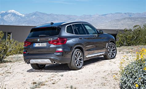 2018 Bmw X3 Debuts With 355hp M40i  The Torque Report