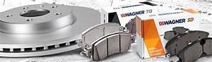 Wagner U00ae - Ford F700 1995 Rear Brake Drum