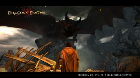 Savan Dragons Dogma Image The End At The Beginning S Dogma Wiki Fandom