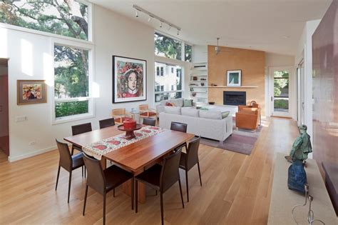 modern living dining room combo design ideas