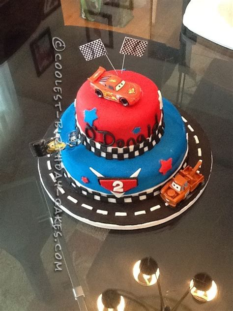 coolest cars  cake    year  boy