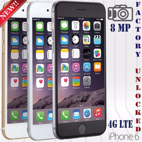 iphone 6 16 gb apple iphone 6 6 16 64 128 gb a factory 14915
