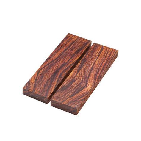 cocobolo knife scales rockler woodworking  hardware