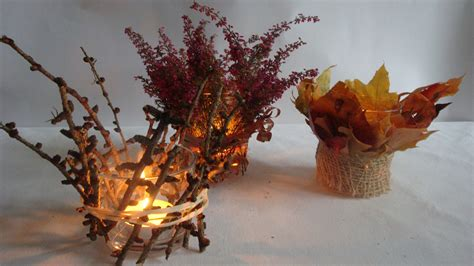 Herbst Deko Selber Machen by Tischdeko Flora Shop Eu