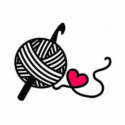 Crochet Clipart Crotchet Kristin Tutorials Transparent Danni