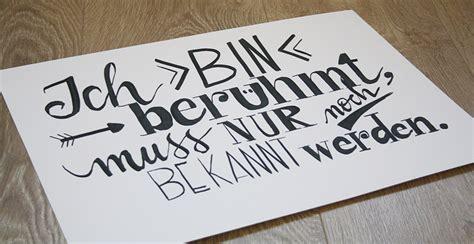 hand lettering buchstaben fuer das bekannt werden