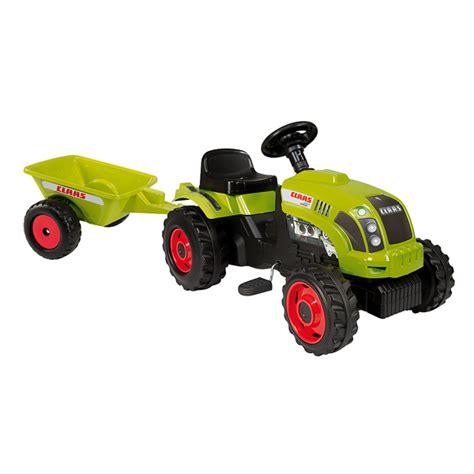 air reserver siege tracteur claas avec remorque smoby king jouet voitures