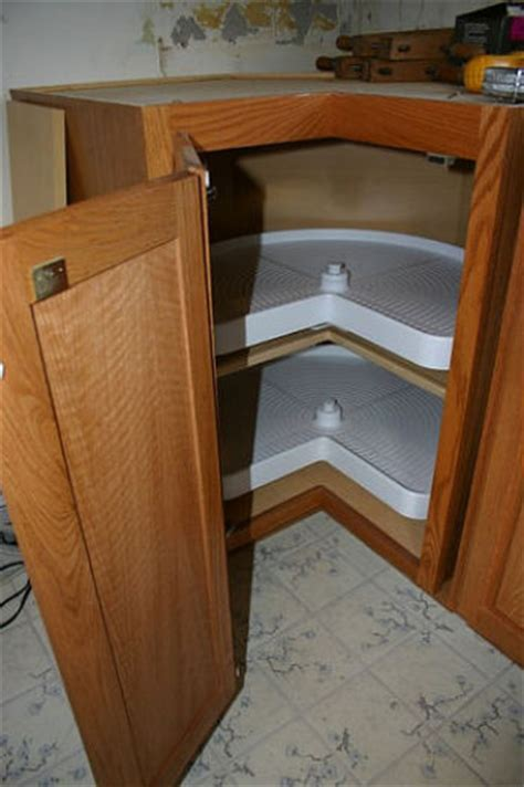 eliminate dead space   kitchen cabinet addons