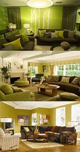 Light Beige Bedroom Furniture Green And Brown Living Room Decor Interior Design