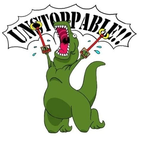 Unstoppable T Rex Meme - science in seconds blog