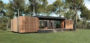 Maison en kit prix au m2 avantages et materiaux de for Maison a finir soi meme 6 maison ossature bois en kit pour autoconstruction