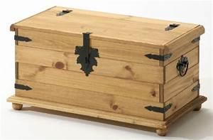 Truhe Aus Holz : holztruhe kaufen die sch nsten truhen im vergleich ~ Watch28wear.com Haus und Dekorationen
