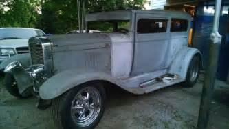 1930 Chevrolet 2 Door Sedan Custom Project For Sale