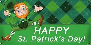 Banners.com: St. Patrick's Day Signage
