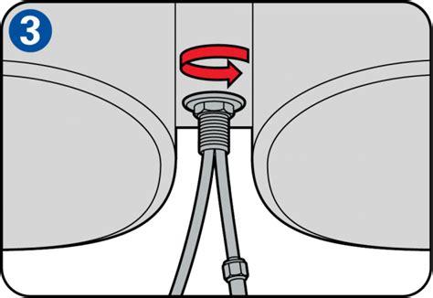 poser ou remplacer un robinet de cuisine