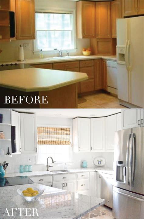 budget friendly kitchen cabinets a budget friendly kitchen transformation from dull to 4949