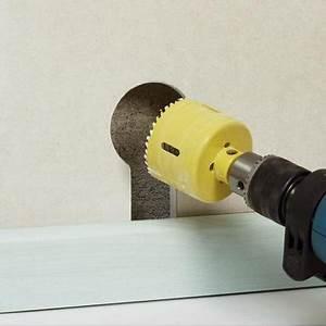 Percer Un Carrelage : comment choisir une scie cloche ou un tr pan guide complet ~ Premium-room.com Idées de Décoration