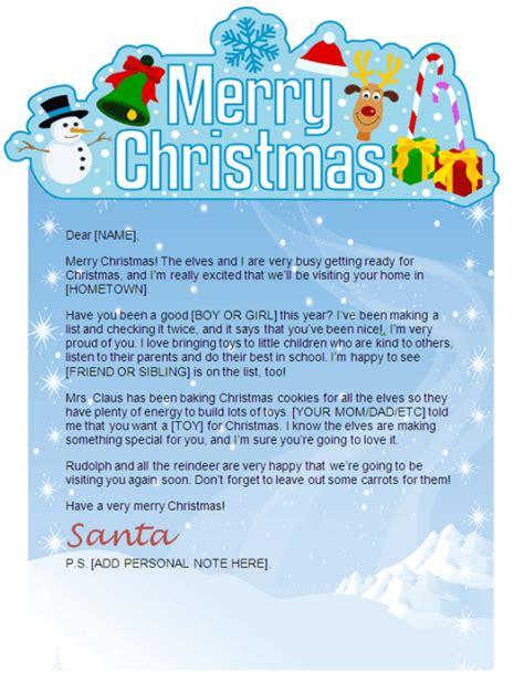 merry christmas letter template printable santa letter merry christmas banner design