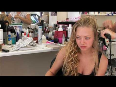 Mamma Mia !  Behind The Scenes With Amanda Seyfried  Youtube