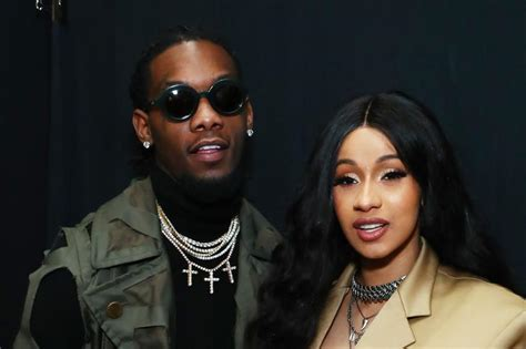 cardi b song talking about offset cardi b offset reportedly decked out kulture s nursery