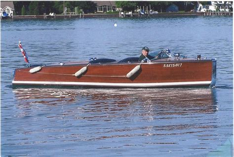 Boat Trailer Rental Peterborough by Classic Cockpit Boat For Sale Port Carling Boats