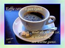 Bewegende koffie gif animaties en Home voor je website of