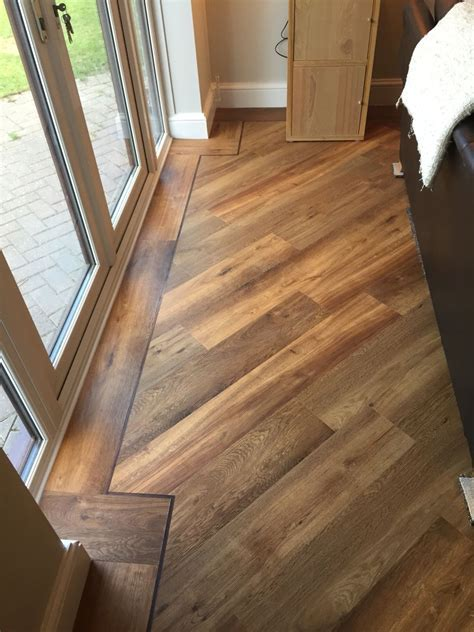 Karndean flooring, Van Gogh, classic oak, flooring laid