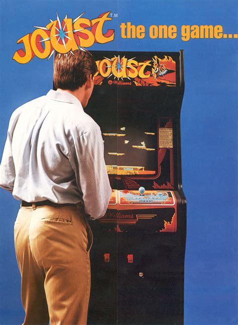retro games wikipedia joust