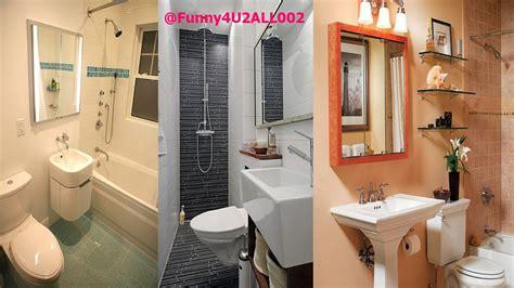 Small Bathroom Ideas : Big Ideas For Small Bathrooms ᴴᴰ-youtube
