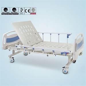 Back Adjustable Patient Used Manual Hospital Bed Pakistan