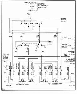 911 Mirror Exterior Wire Diagram Needed
