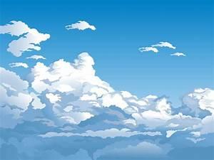 Vector, Sky, Background