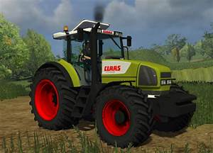 Claas Ares 826 Rz   17 Mods