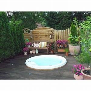 Whirlpool Outdoor Test : outdoor whirlpool helios von lotus spa ~ Buech-reservation.com Haus und Dekorationen