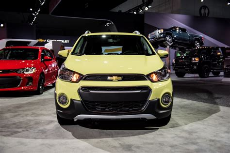 Chevrolet Spark Picture by 2017 Chevy Spark Activ Info Specs Pictures Gm Authority